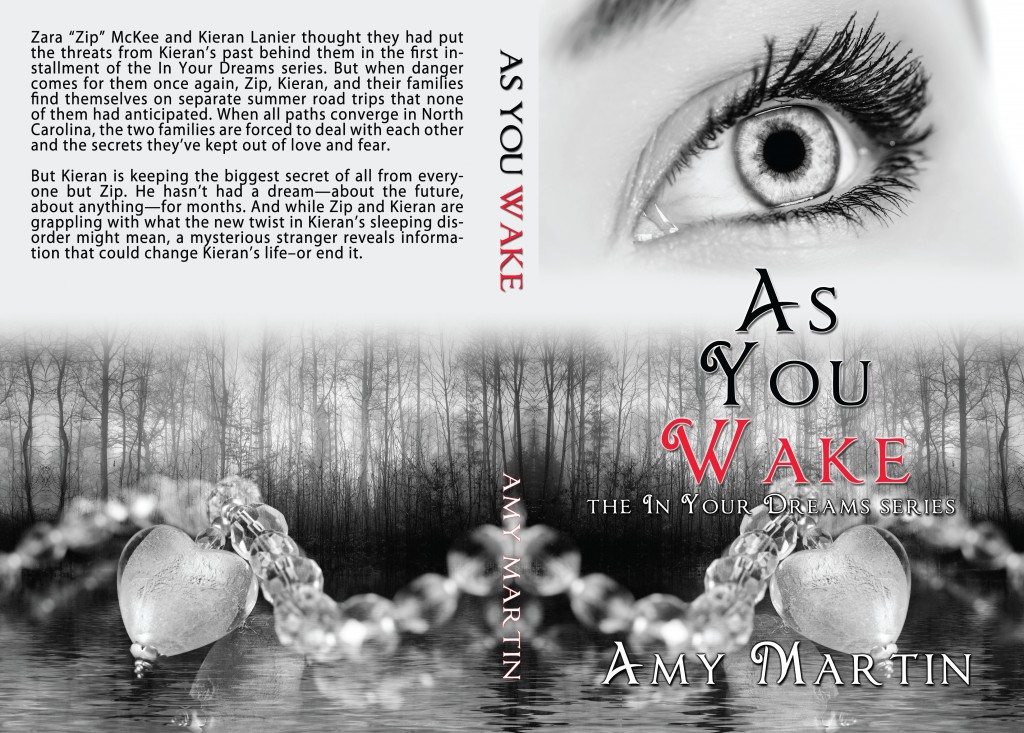 As You Wake cover reveal